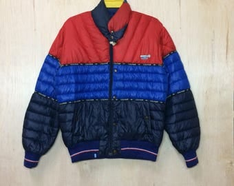 Free Shipping 90s COLMAR REVERSIBLE PUFFER jacket
