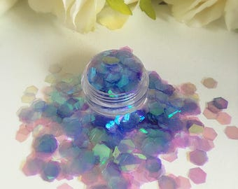 Iris chunky festival Glitter