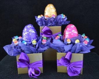 Cadbury Mini's Egg Bouquet