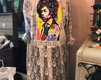 Jimmy Hendrix Duster