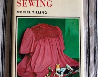 Observer Book of Sewing 1975 Warne 57