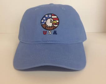 Land of the free hat (Free Shipping) (U.S.)