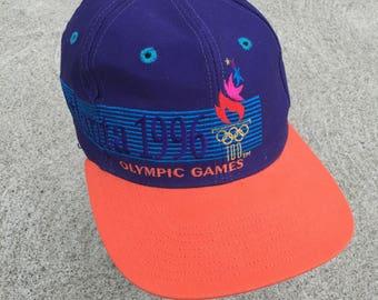 1996 Atlanta Olympics Cap