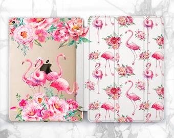 flamingo ipad 9.7 case 2017 gift for her ipad mini 4 ipad mini 3 ipad 10.5 ipad case ipad 9.7 case ipad ipad pro 12.9 ipad air ipad air 2