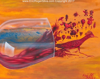 Wine of Enchantment