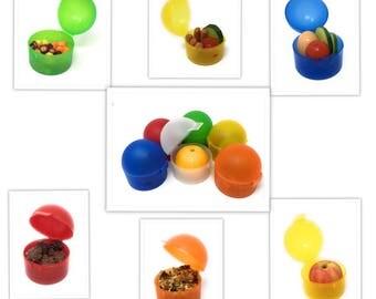 Obstdose / snack box / Leckerliebox in 6 colors