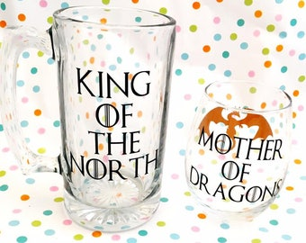 Mother of Dragons & King of the North