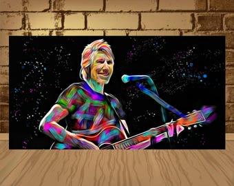 Pink Floyd The Wall Art pink floyd art | etsy