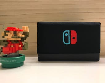 Nintendo Switch Cover – Switch Case – Switch Protector – Switch Dock Cover – Switch – Dock Sleeve - Dock Sock - Nintendo Switch Logo