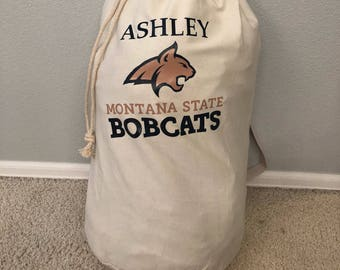College Laundry Bag