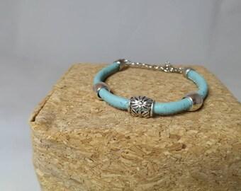 Bracelet Cork colors