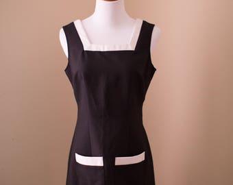 90s Mini Dress, School girl Dress
