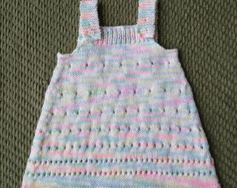 Knit baby dress FREE USA SHIPPING