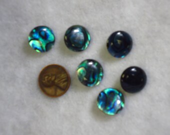 Opal Inlay Buttons