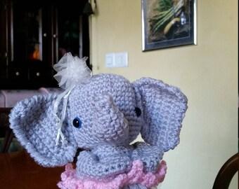 Elephantine ballerina