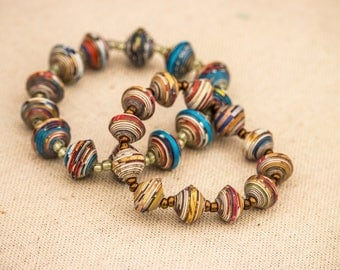 Hand-Crafted Sustainable Bracelets from Haitian Entrepreneurs