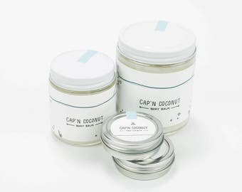 Coconut Vanilla Body Balm