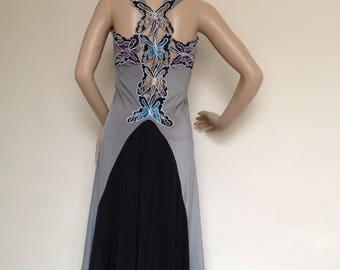 Argentine tango dress in small-medium size