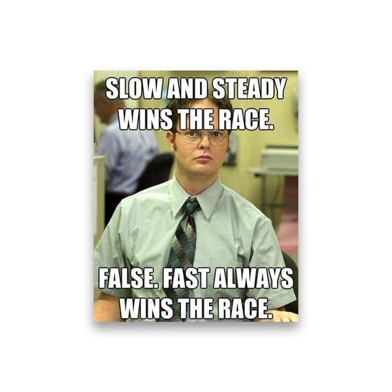 Dwight The Office False