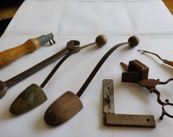 Small Selection Of Vintage Tools