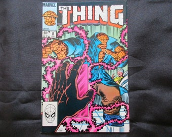 The Thing #8 Marvel Comics 1984