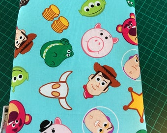 Toy store booksleeve padded lined bookbestie book pouch book sleeve