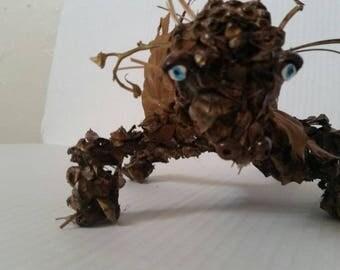 Pine cone  Critter #7
