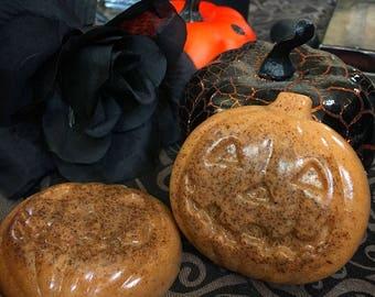 Samhain Pumpkin Soap