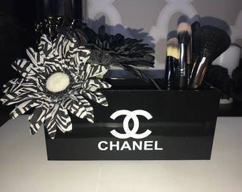 Makeup Brush Holder - Designer Inspired
