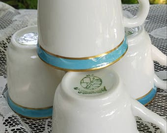 Vintage Syracuse China mugs