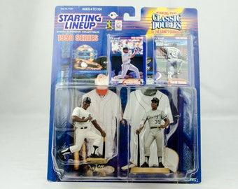 Starting Lineup Baseball 1998 Classic Doubles Frank Thomas Albert Belle Chicago