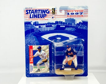 Starting Lineup Baseball 1997 Series Ray Ordonez Action Figure NY Mets