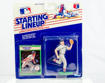 Starting Lineup 1989 Mike Greenwell Action Figure Boston Red Sox MLB