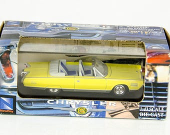 New Ray 1964 Chrysler Turbine Convertible 1/43 Scale Diecast Model Car # SS48387