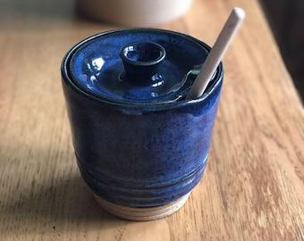 Ripples Honey Jar