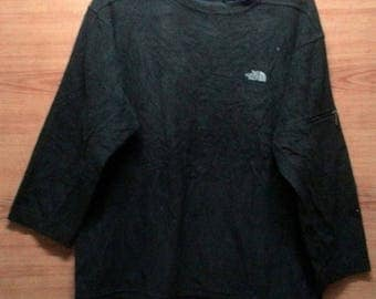 FREE SHIPPING... 90's Vintage The North Face Sweatshirt Medium size