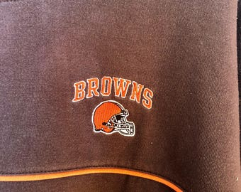 Browns Sweatshirt football Usa Cleveland university