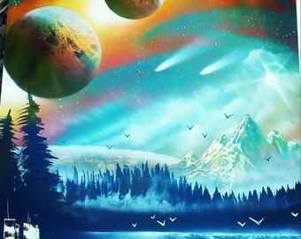 Blazing Skys