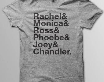 Friends TV Show Cast T-Shirt