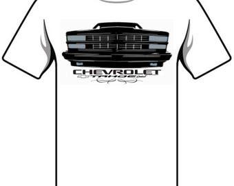 Chevy Tahoe Tee