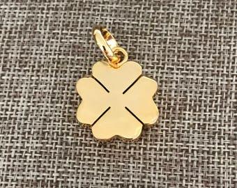 SOLD! Full Clover pendant