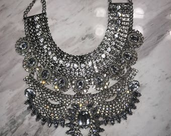 Over sized Statement Necklace