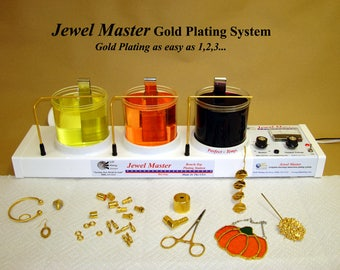 Jewel Master HD Gold Plating System