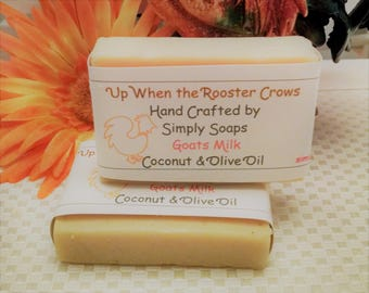 Goats Milk Soap 2 oz