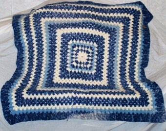 Hand Knitted Lap Warmer