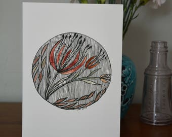 Come Together Greeting Card