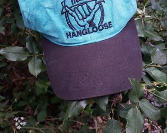 Hang loose baseball cap