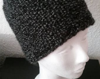 Knitted Hat - Hand Knitted Hat - Wool Hat