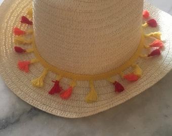 Boho Cowboy Hat