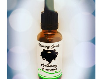 Spearmint Beard Oil For Beard Conditioning And Eliminating Beard Itch